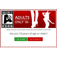 Age Verification OpenCart 1.5