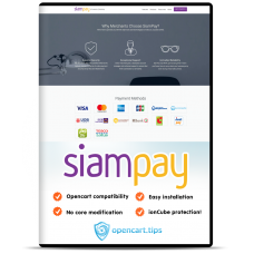 SiamPay AsiaPay OpenCart 3