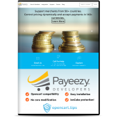 Payeezy Hosted Page First Data Hikashop