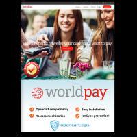 Worldpay Business Gateway PRO OpenCart 3