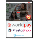WorldPay Business Gateway Prestashop 1.7
