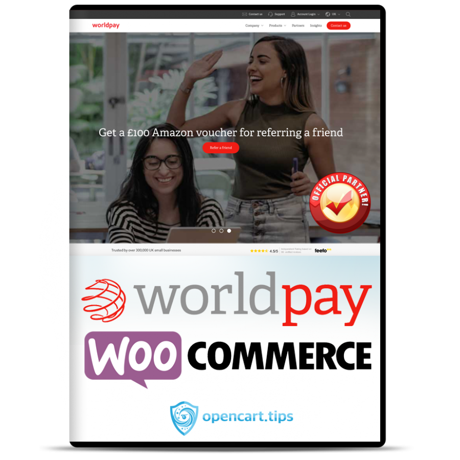 Worldpay Business Gateway WooCommerce