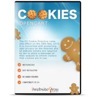 EU Cookie for OpenCart