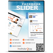 Facebook Slider OpenCart 2