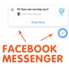 Facebook Customer Chat Opencart 2