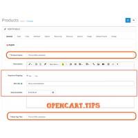 Auto Meta Tag Title and Seo URL