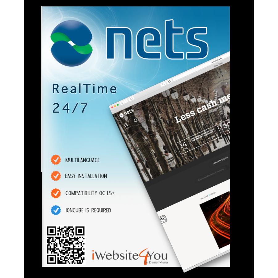 Netaxept Nets OpenCart 1.5