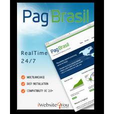 PagBrasil Credit Card OpenCart 2