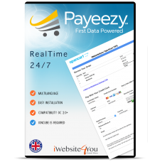 Payeezy Hosted Page First Data OpenCart 2