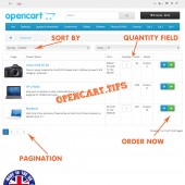 Quick Add To Cart OpenCart 2