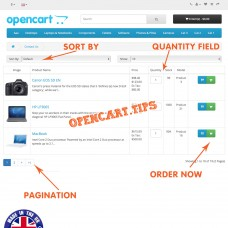 Quick Add To Cart OpenCart
