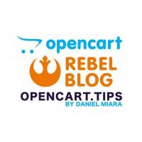 Rebel Blog CMS Opencart