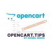 Remove region / remove zone Opencart