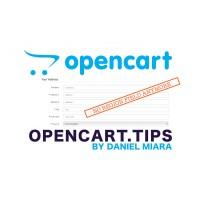 Remove region / remove zone Opencart 3
