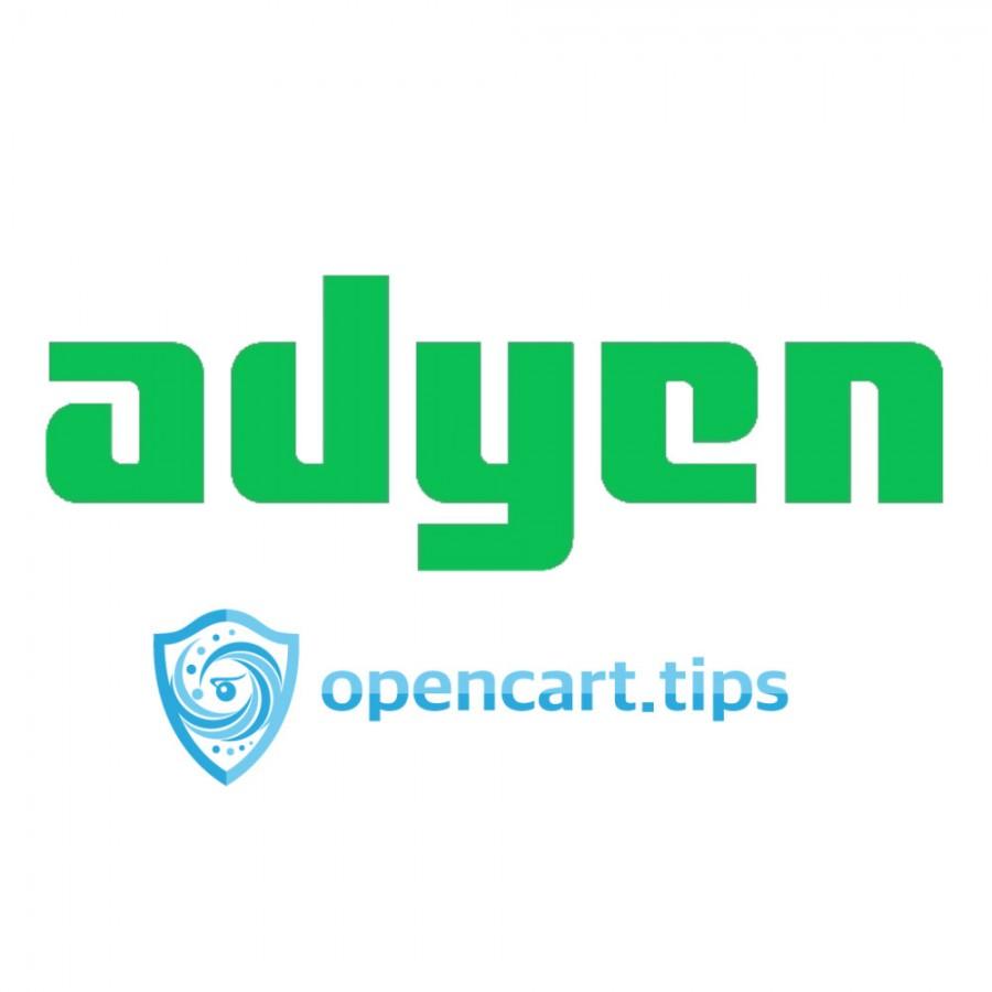 Adyen OpenCart
