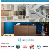 Parallax Banner OpenCart